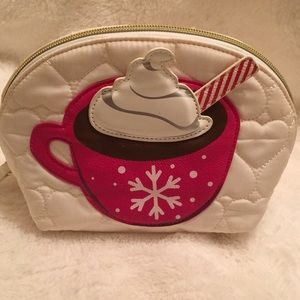 Betsey Johnson  coco cosmetic bag